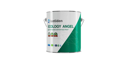 Ecological angel liquid diatom coating