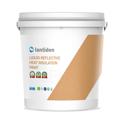 Liquid reflective and heat insulation Paint